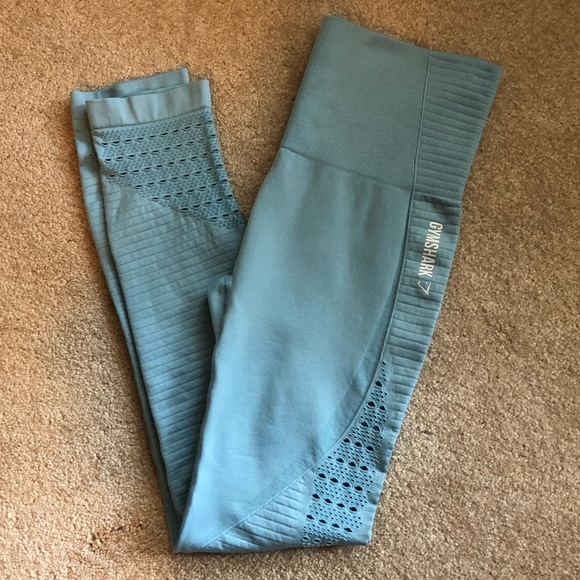 1e2057c5ca7dd Gymshark Pants | Seamless Energy High Wasted Leggings | Poshmark